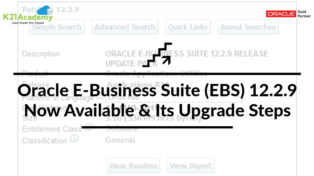 Oracle E-Business Suite (EBS) 12.2.9 Now Available & Its Upgrade Steps