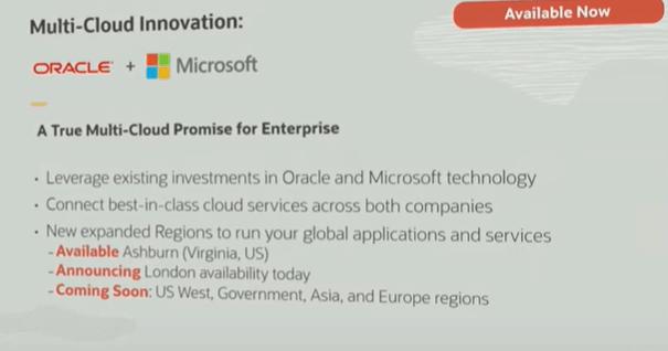 Multi Cloud Innovation