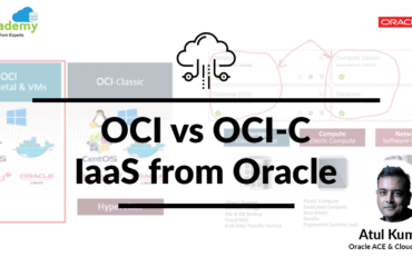 OCI vs OCI -C: IaaS from Oracle