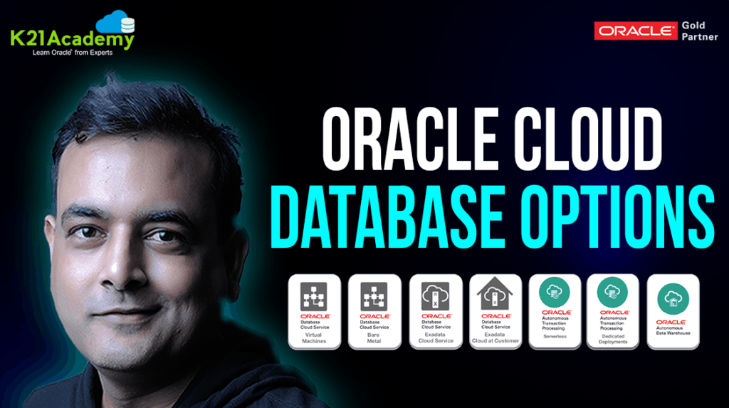 Database Options in Oracle Cloud
