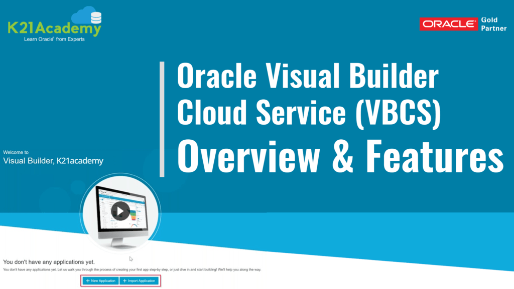 Oracle Visual Builder Cloud Service