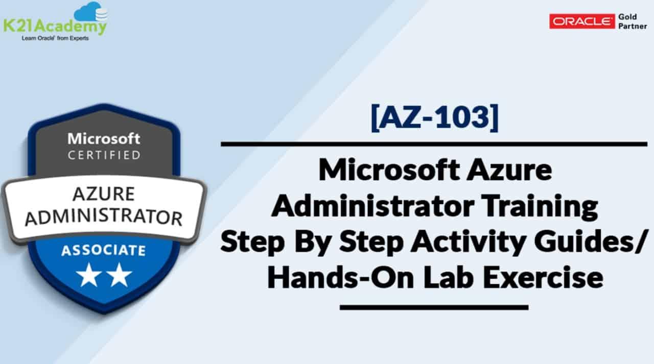 Azure walkthrough