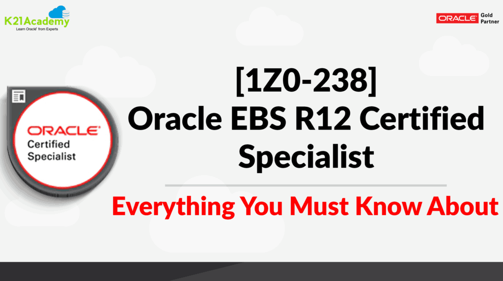 Oracle EBS R12