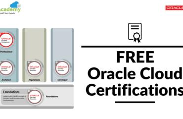 FREE Oracle Cloud Certifications
