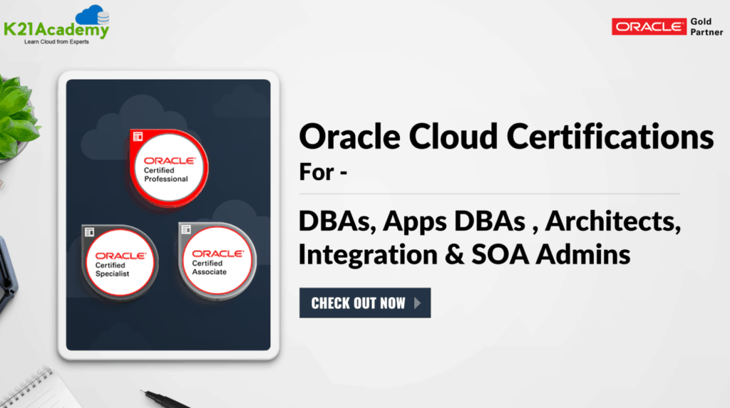 Oracle Cloud Certifications