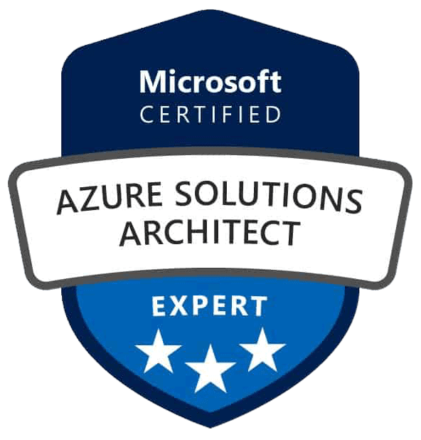Azure Solutions Architect