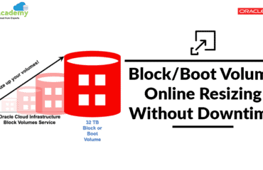 Block/Boot Volume Online Resizing Without Downtime