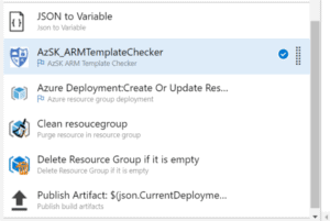 ARM Template Checker