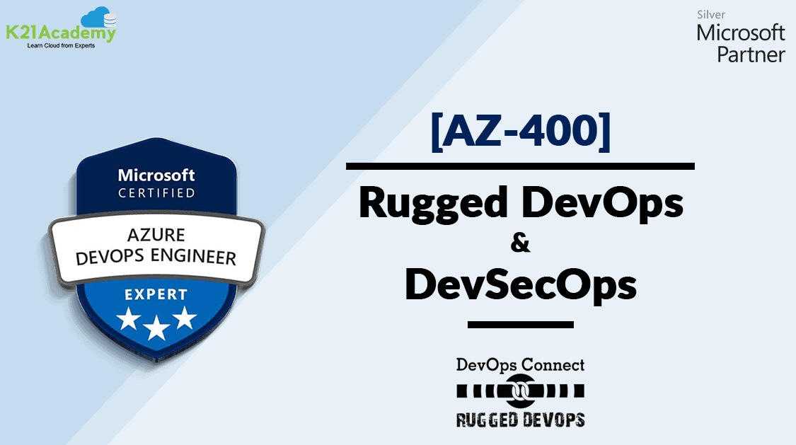 Rugged DevOps & DevSecOps