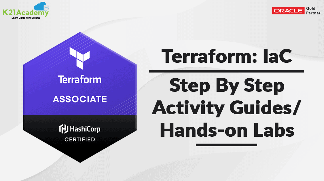 HashiCorp Certified Terraform Associate-Step By Step Activity Guides
