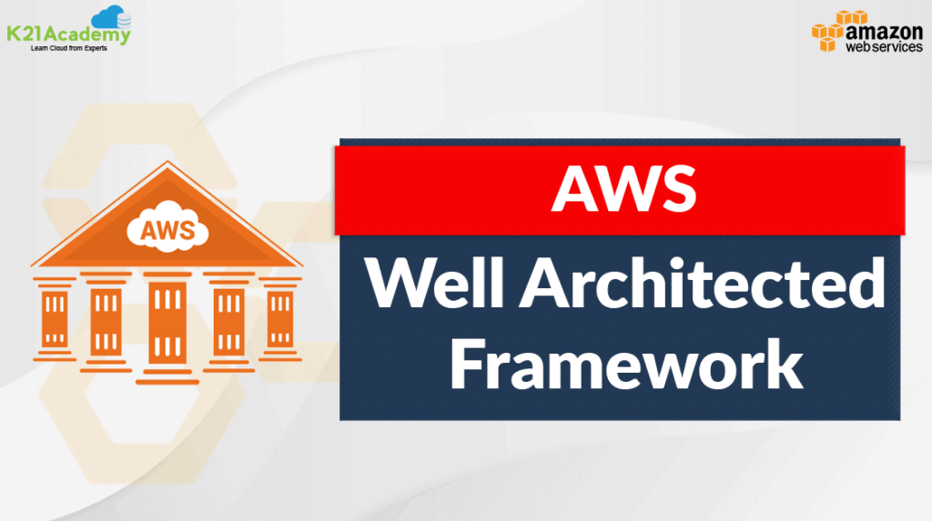 5 Pillars of AWS Well-Architected Framework