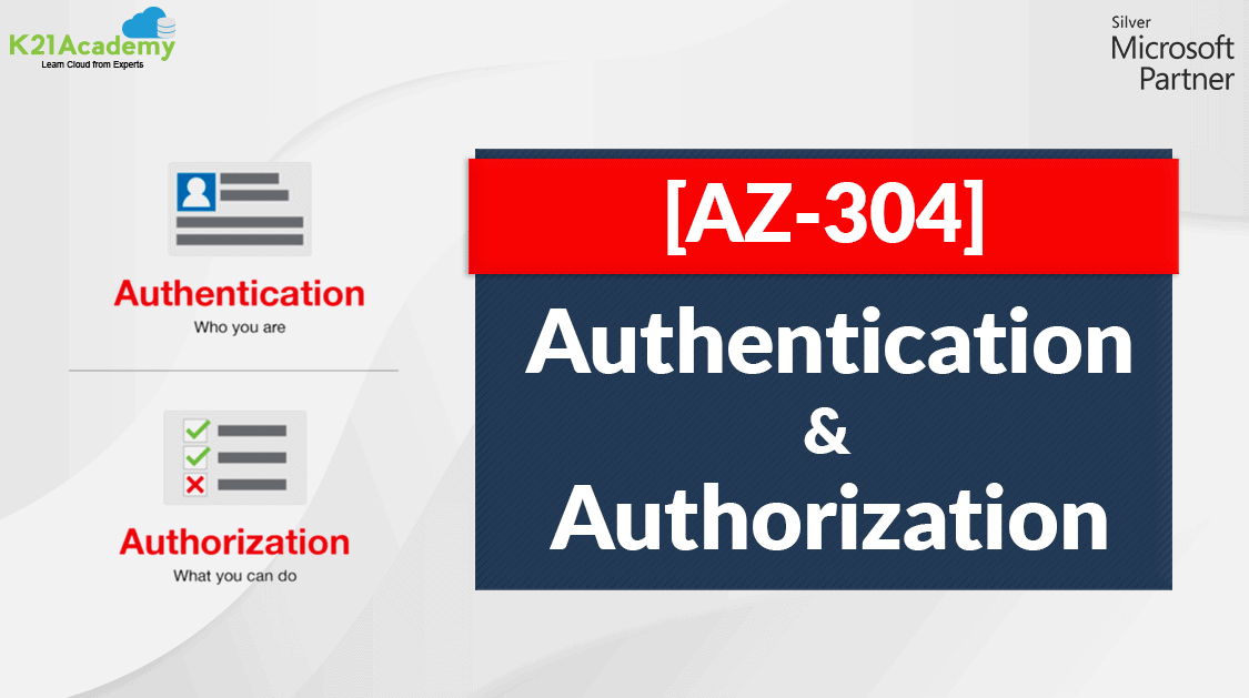 Design Azure Authentication And Authorization