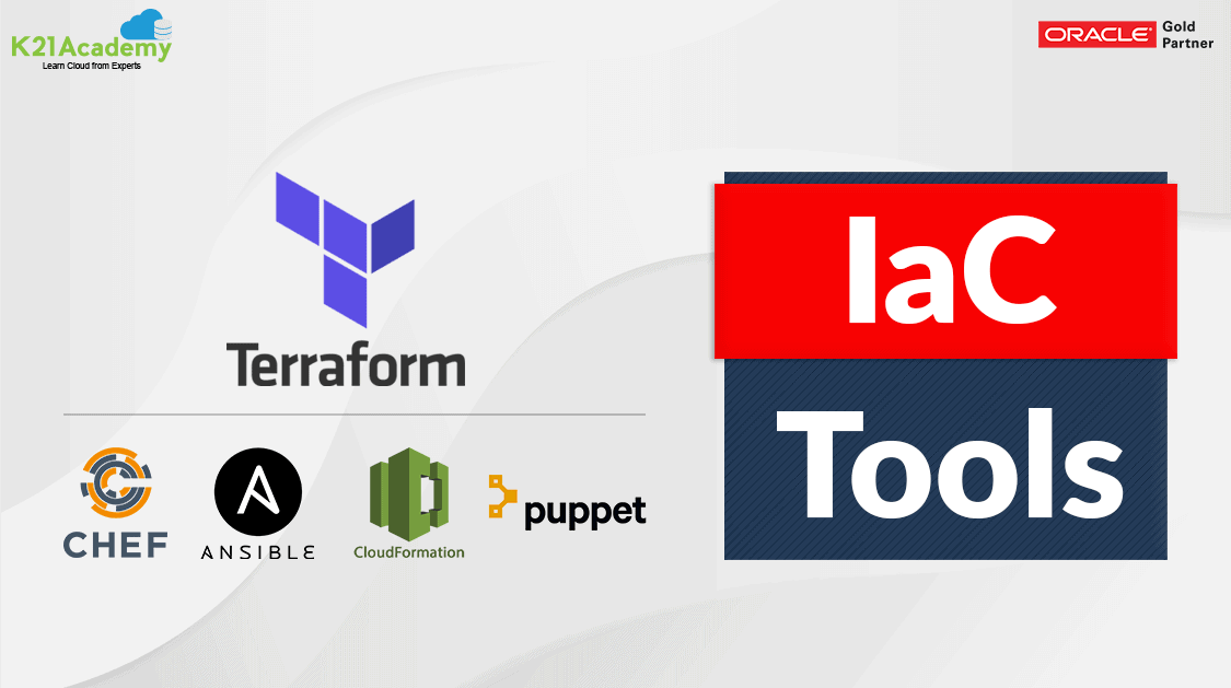 Why Terraform? Not Chef, Ansible, Puppet, CloudFormation?