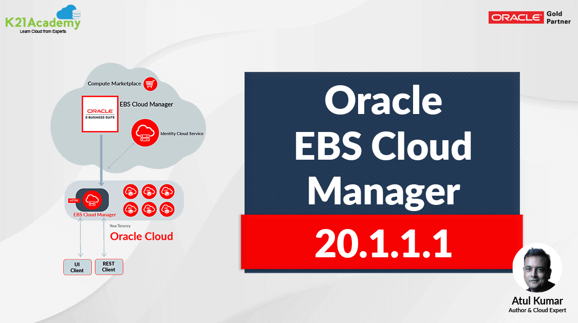 Oracle EBS Cloud Manager: New Release (20.1.1.1) Is Now Available
